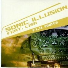 (BE58) Sonic Illusion ft Lisa, Fly Away - 2002 CD