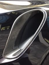 2014 Porsche 991 Turbo S   CARBON FIBER Side Air Intakes Scoop kit. NEW WOW!!