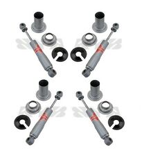 Jaguar XJS 76-92 V12 5.3L Rear Left and Right KYB Gas-A-Just Shock Absorbers