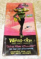 Weeird-Ohs Sling Rave Curvette Model Kit