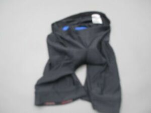 Pearl Izumi Size XL Womens Black Athletic Active Padded Bike Cycling Shorts T398