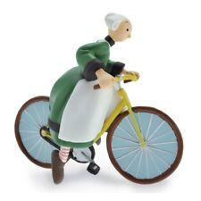 Figura de colección Plastoy: Bécassine en su bicicleta 61016 (2019)