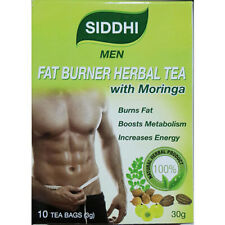 Siddhi Fat Loss Herbal Tea With Moringa Slimming Fat Burner Tea 30g For Men