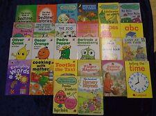 26 EARLY LEARNING BOOKS by LADYBIRD ** FREE UK POST ** HARDBACKS*