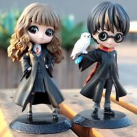 Harry Potter Anime Collectible Figure Q Posket Cute Big Eyes Hermione Snape Doll