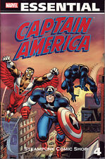 ESSENTIAL CAPTAIN AMERICA TPB VOL 4 (#157 - 186)  Marvel  *NM*