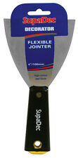 "SupaDec Wallpaper Scraper Filling Knife Flexible Jointer Paint Scraper - 4"""