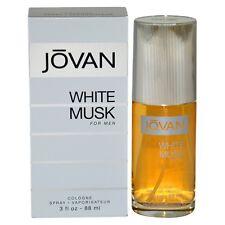Jovan White Musk 3.0 oz / 88 ml Eau de Cologne Spray for MEN New In Box SEALED