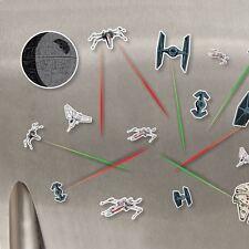 Star wars the force éveille GALATIC scène de bataille Réfrigérateur Aimants