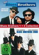 Blues Brothers + Blues Brothers 2000                                   DVD   612