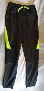 New Boys Jumping Beans Black Athletic Drawstring Shorts Size 4,6 MSRP $16