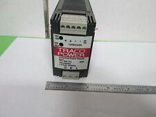 TRACO POWER INDUSTRIAL POWER SUPPLY 12 VDC HIGH END AS IS BIN#N4-05
