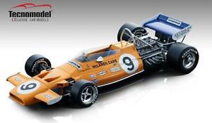 #9 Denny Hulme 1971 McLaren M19A Monaco GP 1/18 Tecnomodel TM18-139B L.E. 180