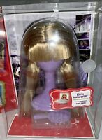 Spin Master LIV HAIRSTYLE BRUSH & STAND ~ Long Blonde Wig ~ New in Package!