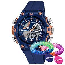 Orologi da polso digitale con cronografo Blue
