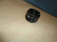 Nikon Nikkor AF lente lens objectif 1.8/50mm made in Japan!!!