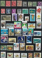 Australia - Great  Collection of 50 different Stamps  .......83n.........# 8O24