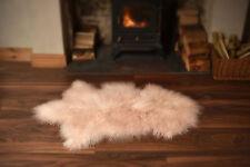 Lambland High Quality Tibetan - Mongolian Lamb Skin - Sheepskin in Pink