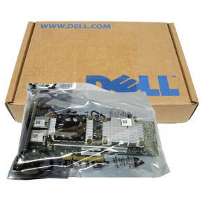 DELL 57810S Broadcom 2-Port 10Gb Ethernet PCIe x8 Adapter FP 0W1GCR NEU / NEW