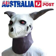AU Halloween Latex Mask Animal Head Goat Fancy Dress Party Costume Cosplay Toy