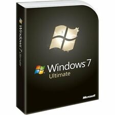 WINDOWS WIN 7 ULTIMATE 32/64 BITS KEY/CLAVE - LICENCIA 100% ORIGINAL
