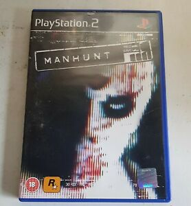 Manhunt PS2 PlayStation Game
