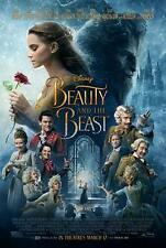 BEAUTY AND THE BEAST MOVIE POSTER Belle Print Photo Pic Wall Art Poster A3 A4