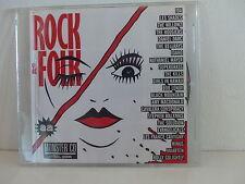 CD Sampler Rock & Folk 22 IDA SHADES SUPERGRASS DANIEL DARC KILLS BELLRAYS IDAHO