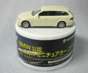 BMW 5 Series Touring Sports Wagon 525i Model Car 1:100 Scale NIB Coca Cola Promo