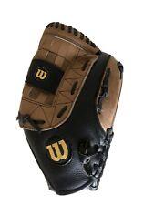 "Wilson a360 softball glove genuine leather 13"""