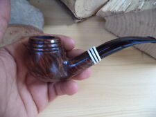 PIPA ANGELO HAND MADE FREE STYLE 9 MADE IN ITALY SMOKING PIPE PFEIFE NEW