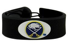 Buffalo Sabres Vintage NHL Classic Hockey Puck Rubber Bracelet