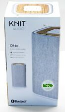 Knit Audio Otto Universal Medium Tower Bluetooth Wireless Speaker Android, IOS.