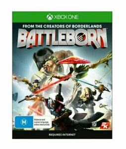Battleborn Xbox One aus game