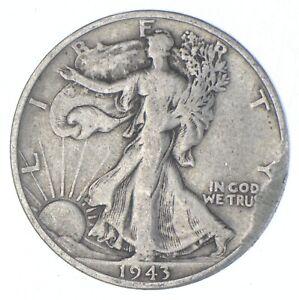 Better 1943-S - US Walking Liberty 90% Silver Half Dollar Coin Set Break *039