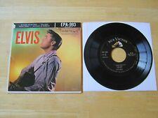 Elvis Presley 45rpm EP record & Picture Sleeve, Elvis Volume 2,  # EPA-993