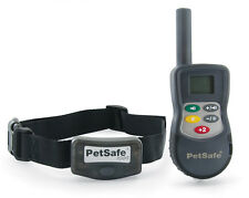 PETSAFE 900m REMOTE TRAINER BIG DOG TRAINING COLLAR ELECTRIC SHOCK CE APPROVED
