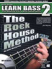 Rock House Method: Learn Bass Guitar 2: An Easy-to-follow Guide to Intermediate