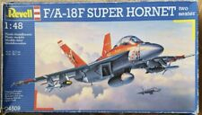 REVELL 1/48 F/A-18F SUPER HORNET TWO SEATER.  #04509 2007
