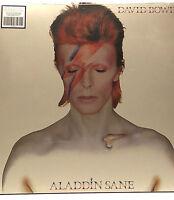 "David Bowie Aladdin Sane 12"" Vinyl Lp Coloured Silver 45th Anniversary Neu Ovp"