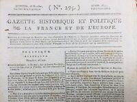 Savone 1795 Italie Cormatin Chouans Saint Briac sur Mer Bretagne Lamballe Paramé