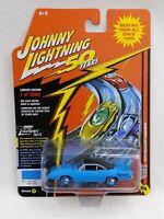 Johnny Lightning 50 Years Looney Tunes 1970 Plymouth Superbird Blue