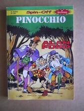 ALAN FORD Pinocchio Spin-Off n°4 2002 edizione MBP  [G565]