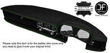 Green STITCH Cover in Pelle Dashboard Dash si adatta Alfa Romeo SPIDER Duetto classic