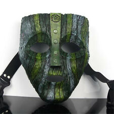 The God of Mischief Movie Loki Mask Jim Carrey Resin Face Mask Cosplay Halloween