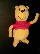 Vintage 1966 DISNEY WINNIE THE POOH plush mini doll Made in Japan