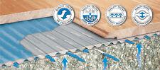 (1 Rolle)15 m² ProVent 3 mm Trittschalldämmung für Fußboden-Warmwasserheizung