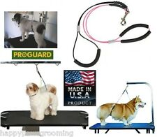 NO SIT Dog Grooming HEAVY DUTY Cable Loop Haunch Holder RESTRAINT System*NEW