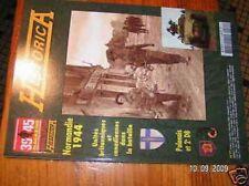 Heimdal 39/45 HS nº77 1944 Canadiense Inglés Normandia
