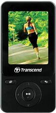 Transcend MP710 (8GB) Digital Music Player USB 2.0 (Black)